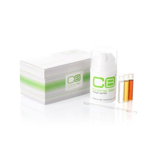 Indywidualny krem: Baza IQ 44 ml + 3 składniki aktywne